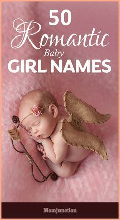 Top 50 Most Romantic Girl Names For Your Baby - Unquie Baby Names - Ideas of Unquie Baby Names - MomJunction has compiled 50 most romantic girl names that you could choose from. From modern day lovers to tragic romantic heroines weve got all. Classic Girls Names, Baby Girl Names Elegant, Girls Names Vintage, Romantic Girl Names, Unique Girl Names, Cute Baby Names, Unusual Baby Names, Boy Names, Cute Babies