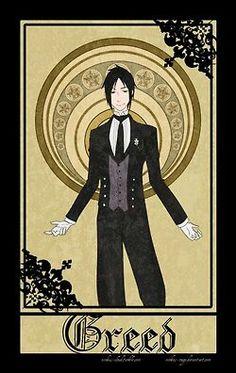 Fullmetal Alchemist and Black Butler