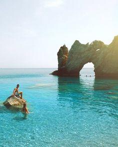 Beautiful Places To Travel, Beautiful Beaches, Holidays Around The World, Around The Worlds, Skiathos Beaches, Sailboat Cruises, Skiathos Island, Local Legends, Croatia