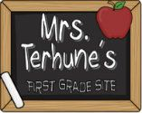 Mrs. Terhune's First Grade Site! I love this site!  (She is a first grade teacher from Moore, OK.)