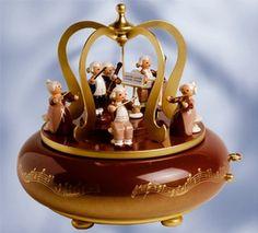Music Box  -  Mozart Pavillion