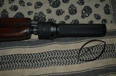 Element PBS-1 Aluminium Silencer   http://raid-airsoft.com/2014/02/24/element-pbs-1-silencer-for-ak-series/