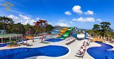 Aquapark in Vogue Hotel Bodrum