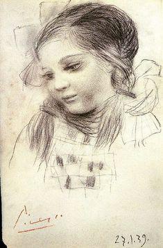 Pablo Picasso Quotes, Pablo Picasso Drawings, Kunst Picasso, Art Picasso, Picasso Paintings, Henri Matisse, Henri Rousseau, Guernica, Pablo Picasso Zeichnungen