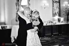 Jennifer Childress Photography | Lucien's Manor | Wedding | Berlin Township, NJ | Carl Alan Floral Design | Bride | Father of the Bride | Dance Floor                 www.jennchildress.com
