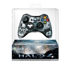 Halo 4 Limited Edition UNSC Controller