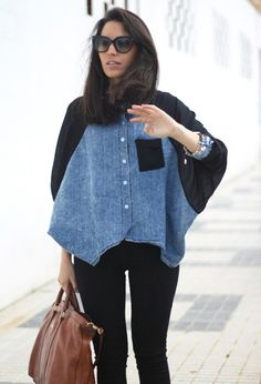 romwe  Shirt / Blouses, Bimba & Lola  Bags and Prada  Glasses / Sunglasses
