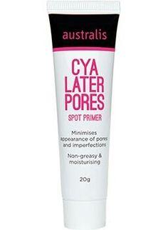 Australis cya later pores dupe to benefit porefesional
