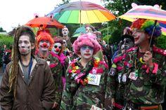 The Clandestine Insurgent Rebel Clown Army: CIRCA