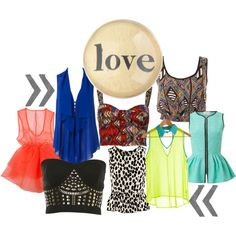 8 Ways to Put your Luv on Top!http://www.frugalflirtynfab.com/2012/08/luv-on-top.html