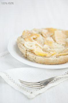 Tarte tatin oignons et navets jaunes (utiliser une pâte sans gluten)