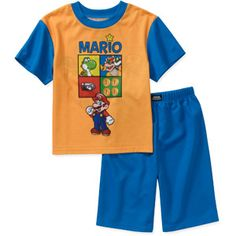 3361a0a865 Nintendo Super Mario Swim Trunks - Boys 4-7 | Mario | Boys swim trunks, Swim  trunks, Trunks