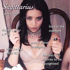 Zodiac Sagittarius Facts, Sagittarius Girl, Zodiac Traits, Zodiac Signs Astrology, Sagittarius Season, Zodiac Horoscope, Zodiac Funny, Zodiac Memes, Zodiac Signs Chart