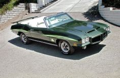 1971 Pontiac Gto Judge Convertible Photo 14