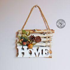 """""""Őszi otthon"""" fali dekoráció - megvásárolható a webáruházban"""