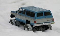 burb in the snow 13 by jefro59, via Flickr