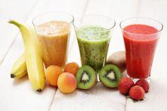 Koktajle owocowe i warzywne