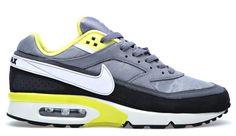 Nike Air Max Classic BW 'Camo'   Grey & Yellow