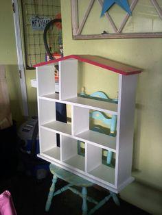 DIY doll house for Sis
