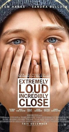 The first time I watched Extremely Loud & Incredibly Close I bawled like a baby for a good three hours after it ended!—varsityme