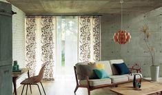 カーテンはインテリア装飾における有能なファブリック しかし、本来のカーテンの目的を考えて選択されている事は少ないのでは? 順番が逆では・・・と疑問に思...