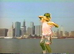 """""""VOGUE BOY"""" PERFORMING TO MADONNA IN SUMMER '91! on Vimeo"""