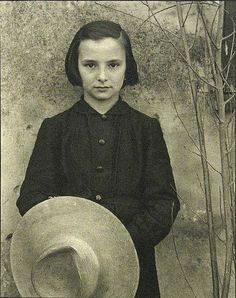 by Paul Strand