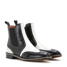 Marc by Marc Jacobs - Leather Chelsea boots - mytheresa.com $280