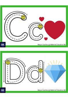 Autism Preschool, Kindergarten Writing, Preschool Learning, Preschool Activities, Esl Lessons, Kindergarten Lessons, Teaching The Alphabet, Alphabet For Kids, Letter C Activities