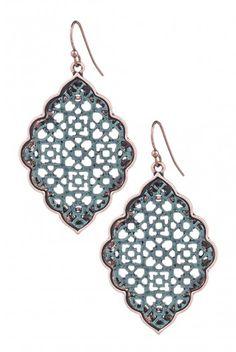 Type 3 Persian Princess Earrings - $14.97