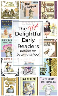 Living Books for Early Readers are full of fun characters that kids will love. They are ideal for kindergarten children who are new readers and need back-to-school reading practice. Best Children Books, Books For Boys, Childrens Books, Kid Books, Baby Books, Toddler Books, Reading Practice, Kids Reading, Reading Books