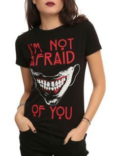 American Horror Story: Freak Show Not Afraid Of You Girls T-Shirt