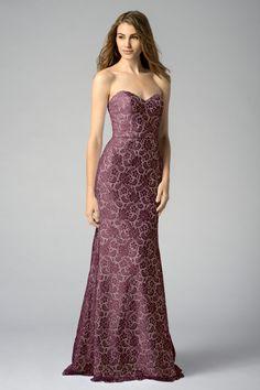 Watters Maids Dress Millicent