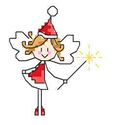 http://www.dmccreative.co.uk/Inspiration/Projects/Cross-Stitch-Inspiration/DMC-Festive-Fairy.aspx