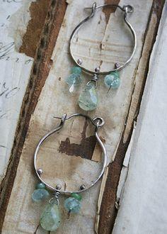 interesting posts use sea glass photo backround