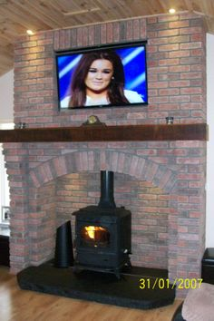 stanley stove erin Decor, Wood, Stove, Sitting Room, Stanley Stove, Home Decor, Home Appliances, Room, Fireplace