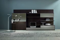 wall units and entertainment centers | Mediante Wall Unit...