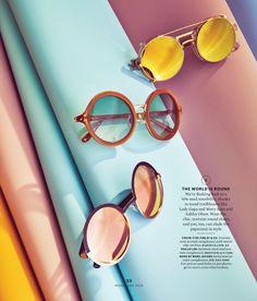 art direction Fashion Still Life Photography by Grant Cornett Summer Sunglasses, Cool Sunglasses, Ray Ban Sunglasses, Mirrored Sunglasses, Reflective Sunglasses, Sunglasses Women, Fashion Art, Editorial Fashion, Trendy Fashion