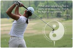 #Inspirational #golf #quote