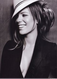 Kate Beckinsale because she is gorgeous