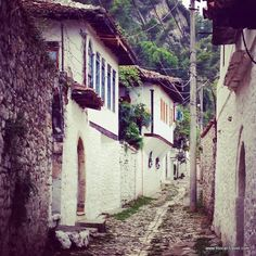 Travel off-the-beaten touristic path: Albanian UNESCO listed ancient town of Berat