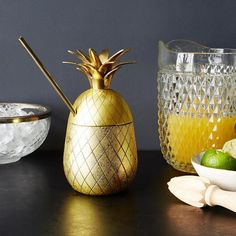 We didn't think piña coladas could get more fun -- until now. #Food52