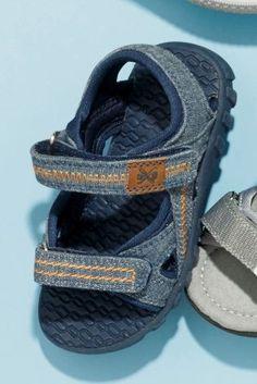 Купить Синие сандалии Trekker (Мальчики) - Покупайте прямо сейчас на сайте Next: Россия