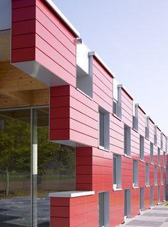 Salmtal Secondary School Canteen / SpreierTrenner Architekten