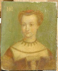 Portrait de Diane de Poitiers, duchesse de Valentinois Adele, Noblesse, British Isles, Marie Antoinette, Historical Clothing, 16th Century, Art History, Renaissance, Diana
