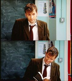 Technically he's still the Doctor here and can therefore be pinned on this board =)
