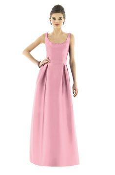 Alfred Sung D567 Bridesmaid Dress | Weddington Way