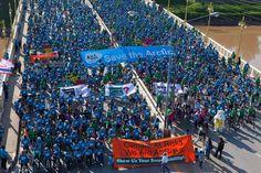 29 novembre: il mondo intero marcia per il Clima | Report Campania