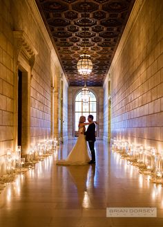 It doesn't get more quintessentially New York then the New York Public Library. For one special couple, the Colin Cowie Celebrations team took over the iconic space and transformed it into a wedding wonderland. Click to view the wedding: