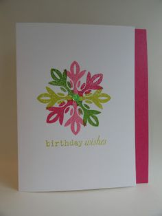 A Little Bit of Everything Me: Papertrey Ink July Blog Hop